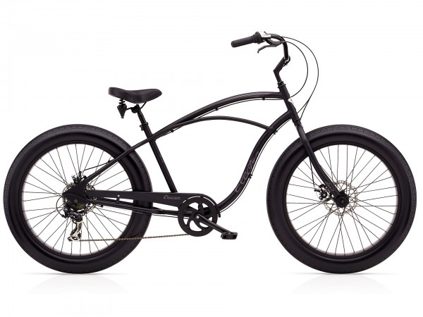 Cruiser Lux Fat Tire 7D Step-Over 2020