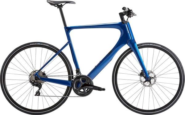 Avenue Empire Carbon Gent. Shimano 105 Disc. 55cm Shiny dark blue 2020