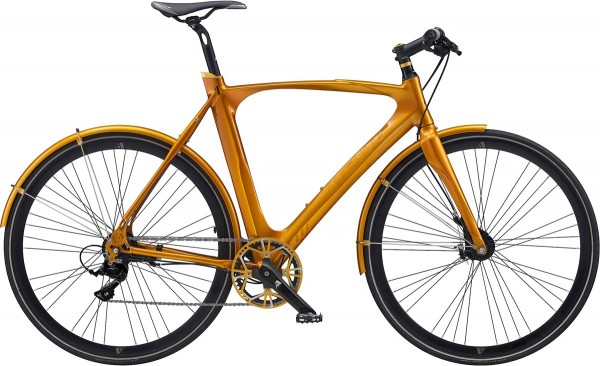 Avenue 25 Airbase Gent. 10 speed Tiagra Hydr. Disc. 61cm Shiny gold 2020