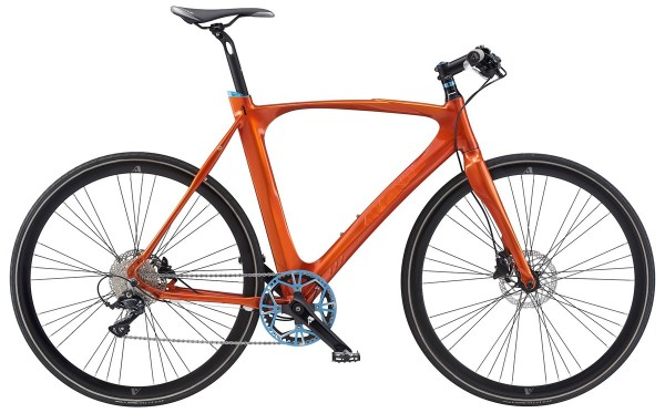 Avenue Airbase Herre Sora 9g Hydr. disc Dark orange shiny 2020