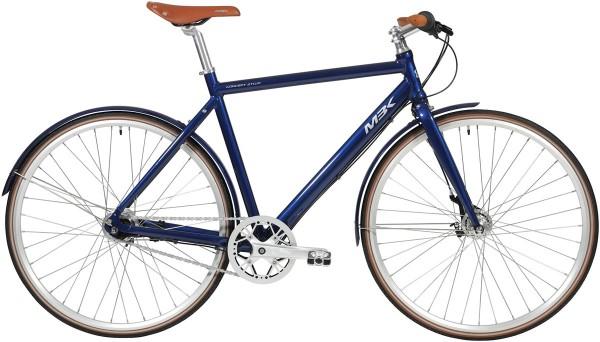 MBK Concept 2Two Herre 7 gear rullebremse blank mørk blå/sølv 2020