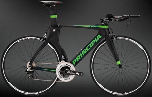 Principia TT One Gent 49cm Black 22s Di2 2020