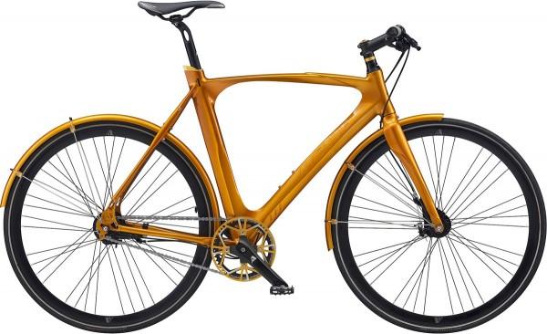 Avenue 25 Broadway Gent. 7 speed Nexus Roller. Shiny gold 2020